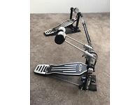PDP Double bass drum pedal DP402