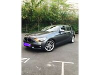 2012 BMW 1 Series 2.0ltr Twin Power
