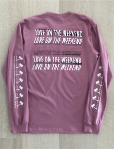 "John Mayer ""Love on the Weekend"" Shirt"