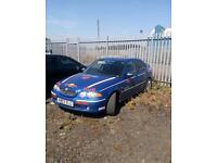 Mg rover zs 120