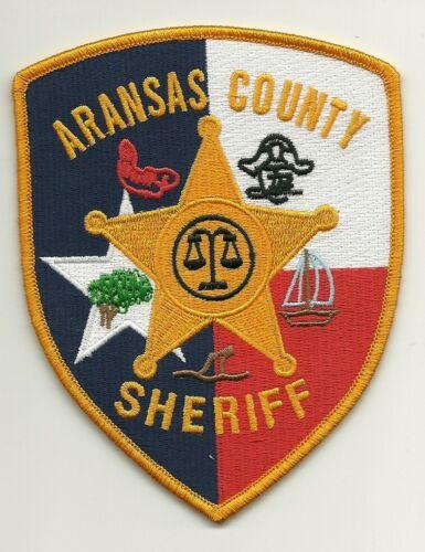 Pirate Aransas County Sheriff State TExas TX