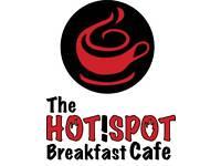 The hotspot breakfast mobile cafe