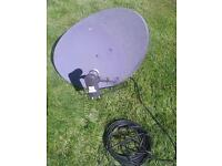 Free satellite dish!