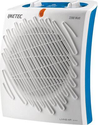 Termoventilatore Bagno Imetec Caldobagno Ionizzante 2200W M2-200 4902