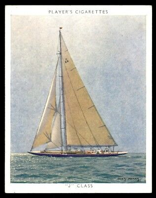 Players Racing Yachts 1938 - J Class No. 2 for sale  United Kingdom