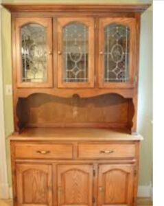 China cabinet for sale $150 OBO