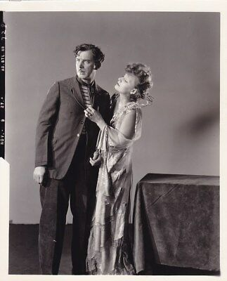 GRETA GARBO LARS HANSON Vintage DIVINE WOMAN MGM Silent Production Still Photo
