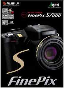 Fujifilm FinePix S7000 - Made in Japan Enfield Burwood Area Preview