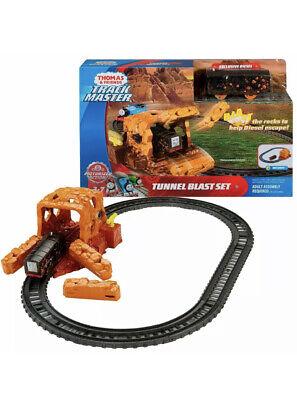 Fisher-Price Thomas & Friends TrackMaster Tunnel Blast Set w/ Exclusive Diesel