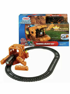 Thomas & Friends Track Master Motorized Tunnel Blast Set Exclusive Diesel New