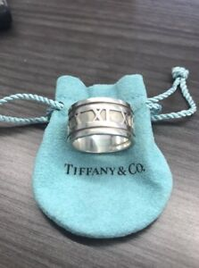 Tiffany & Co Atlas collection Authentique