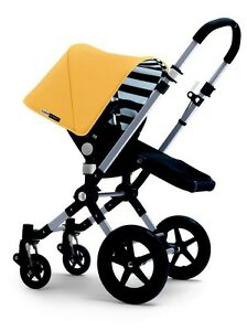 Bugaboo Cameleon Sunny Gold Hood / Canopy & Bassinet Apron Kedron Brisbane North East Preview