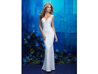 Allure 9417 wedding dress size 10 brand new.