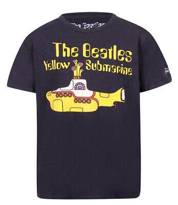 MC2 Saint Barth kids/ yellow submarine T-shirt size 7-8