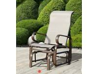 Rocking chair for garden new