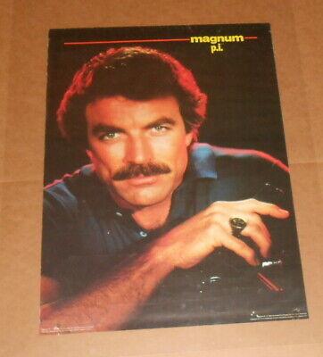 Magnum PI 1982 Poster 28z20 RARE