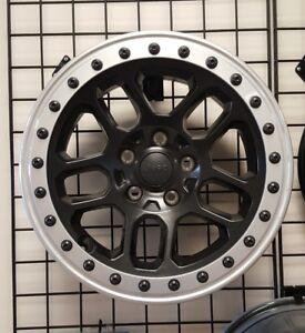 Jeep Wrangler JK & JL True Beadlock Capable Wheel Kit 17x8 77072466AB