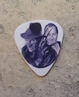 Robert Englund/Freddy Krueger Single Sided Picture Guitar Pick - Freddy Krueger Zubehör