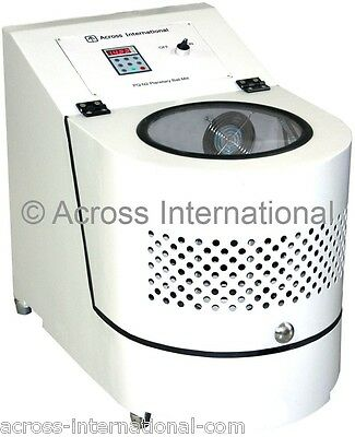 Used, 110V 4x500ml Automatic Lab Gear-Drive Planetary Ball Mill Mixer w/ 4 Stations for sale  Livingston