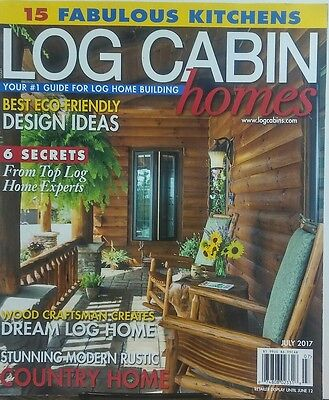 Log Cabin Homes July 2017 Best Eco Friendly Design Ideas Living FREE SHIPPING (Best Log Cabin Homes)