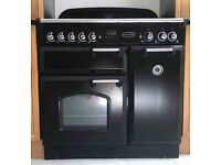 A Rangemaster Classic 90 Cooker. It is in excellent condition and has not been used.