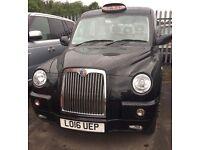 London Taxi TX4 Euro 6