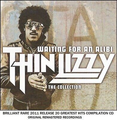 Thin Lizzy - Very Best Essential 20 Greatest Hits Collection Rock CD Phil