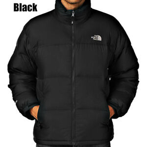 THE NORTH FACE MENS NUPTSE DOWN FILLED JACKET COAT -  S M L XL XXL