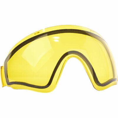 Profiler Thermal - VForce Profiler Thermal Replacement Lens - Yellow - Dual Pane - Paintball