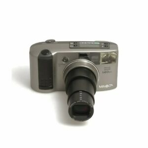 Minolta Riva Zoom 140EX 35mm film camera