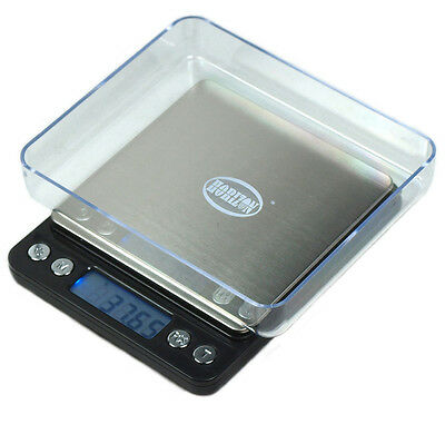 500g x 0.01g Digital Jewelry Precision Scale with Piece Counting ACCT-500 .01 g