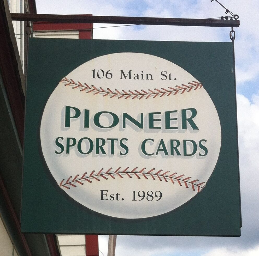 Pioneer Sports Cards of Cooperstown