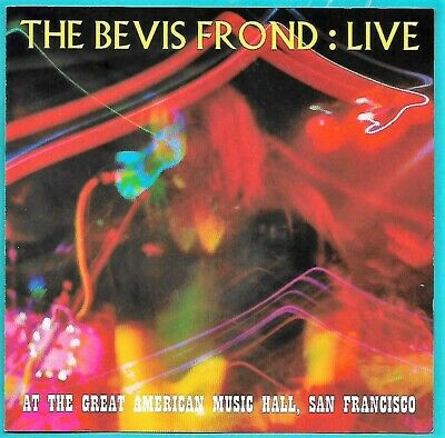BEVIS FROND ‎– Live Great American Music Hall, SF - CD Flydaddy ‎– FLY-038 1999 ()