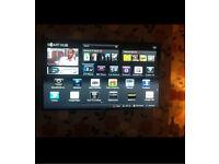 Samsung 55 3D smart TV