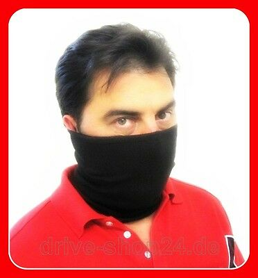 Multi- HALSWÄRMER Gesichtsschutz Maske Kopfhaube Nackenschützer Universal Grösse