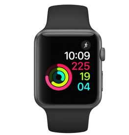Apple Watch 42mm Sport edition - 1 Series - Black/Space Gray