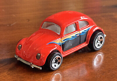 2009 Hot Wheels 1:64 VW Bug Volkswagen Beetle. Unboxed, Great Condition.