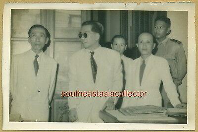 Rao bán Indochina Picture 1951 Thủ Hiến Nam Việt at Nha Thông Tin Nam Việt