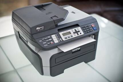 Printer and Scanner Brother MFC-7640DN - Near brand new condition