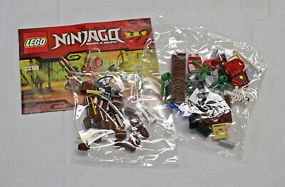 2258 The Golden Weapons - LEGO Ninjago Set - Free Shipping - 100% Complete & New