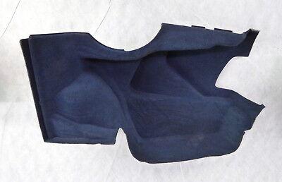 Mercedes W124 Coupe Verkleidung Kofferraum blau rechts  gebraucht kaufen  Altshausen