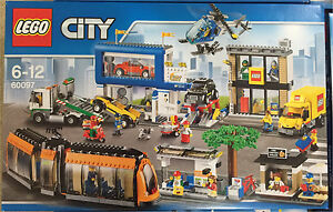 Lego 60097 - City - City Square Sunshine Brimbank Area Preview