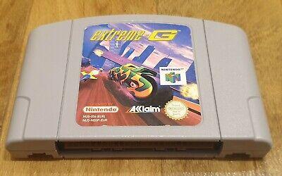 Nintendo N64 - Extreme-G - Racing - N64 Cartridge, Same Day Dispatch, Tested!