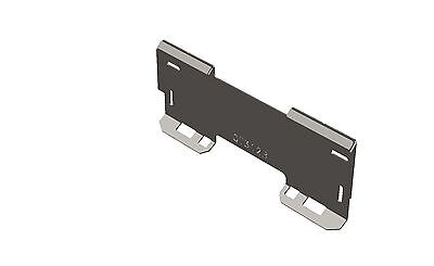 Skid Steer Quick Attach Mount Plate 516 - Qt312b - Made In The Usa