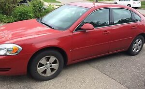 2007 Chevy Impala - CERTIFIED