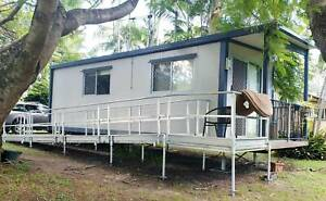9m Self Contained Cabin - Tiny home Demountable Disable Granny Flat Deception Bay Caboolture Area Preview