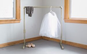 Gorgeous Industrial Looking Ballet Barre