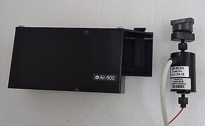 Ge Amersham Air-900 Control Box W Air-912n Flow Cell Air Sensor Kit Akta Fplc
