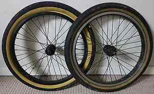 Professional BMX Bike Wheels with Tires