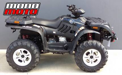 400cc 4x4 QUAD BIKE ELSTAR MUDDY - $6,200 RIDE AWAY - DEALER Brendale Pine Rivers Area Preview